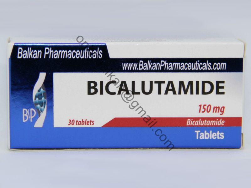 Bicalutamid Balkan бикалутамид