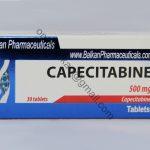 Capecitabine Capecitabin Balkan Капецитабин