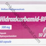 Гидроксикарбамид Hydroxycarbamid Balkan