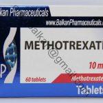 Метотрексат Methotrexate Balkan
